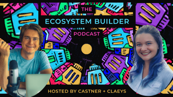 ecosystem builder podcast