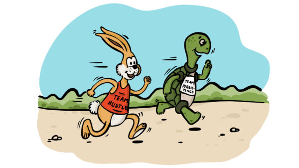 The Startup Race