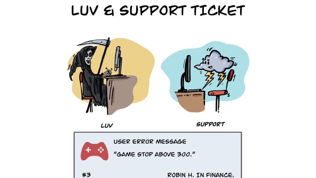 Luv & Support 3