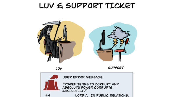 Luv & Support #4
